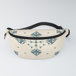 Gothic Star Pale Fanny Pack
