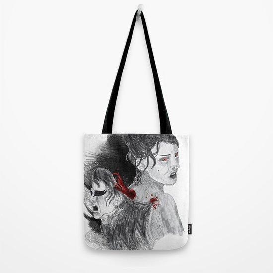 Black Swan II Tote Bag