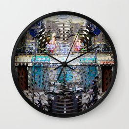 Mostly overt reasons, nary ignoring nor governing. Wall Clock