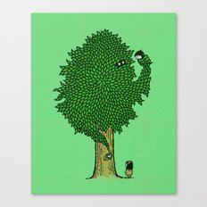 What the Bark is THAT!? Canvas Print