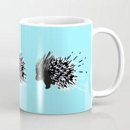Crested Porcupine Coffee Mug