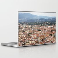 florence Laptop & iPad Skins featuring Florence by Anya Kubilus