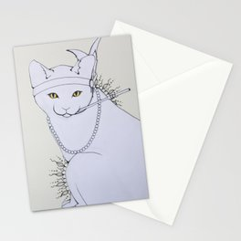 Rad Cat Stationery Cards
