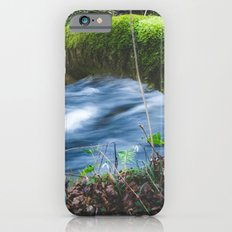 Enchanted magical forest iPhone 6s Slim Case