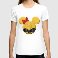 c3po T-shirts featuring C3PO Mouse  by Miranda Copeland