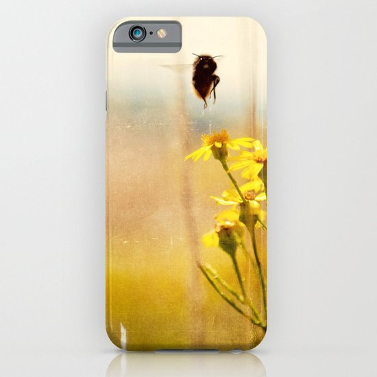 the heat on her back ... iPhone & iPod Case