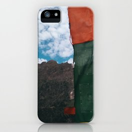Rohtang Pass iPhone Case