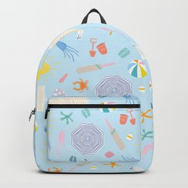 At the Beach Backpack