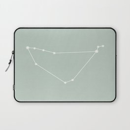Capricorn Zodiac Constellation - Sage Laptop Sleeve
