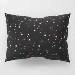 Abstract Star lights Pillow Sham