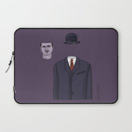 """The Unwanted Pilgrim"" (Syria) Laptop Sleeve"