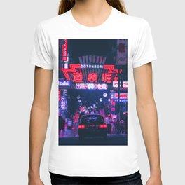 Dotonbori Night Walks T-shirt