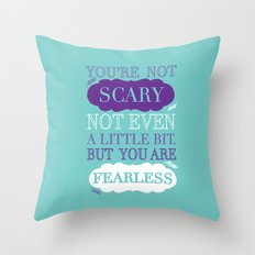 Monsters Inc. Throw Pillow