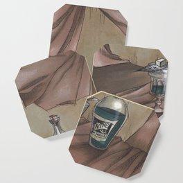 Absinthe Coaster