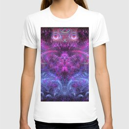 Sister Lin Watching Over Orphaned Eggs T-shirt