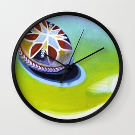 Chicken or the Egg? Wall Clock