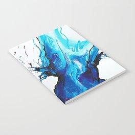 Abstract Art Britto - QB292 Art Print Notebook