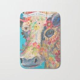 Frida's Pet Cow Bath Mat
