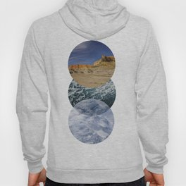 just go places Hoody