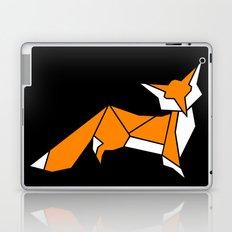 Origami Little Fox Laptop & iPad Skin