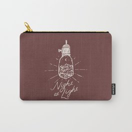 Night at Light Carry-All Pouch