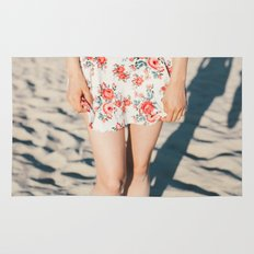 Flower Dress Rug