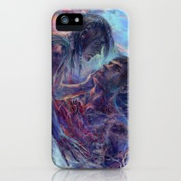 Master of the Mountain Roads iPhone Case