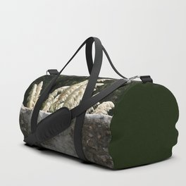 Flowering Pampas Grass Plumes Duffle Bag