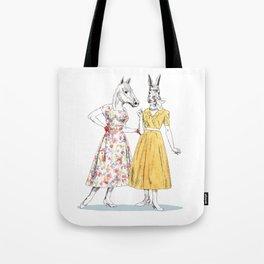 Bestial ladies Tote Bag