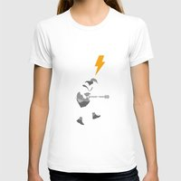 acdc T-shirts featuring ACDC - For Those About to Rock! by Diego Maricato