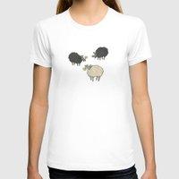 sheep T-shirts featuring Sheep by sheena hisiro