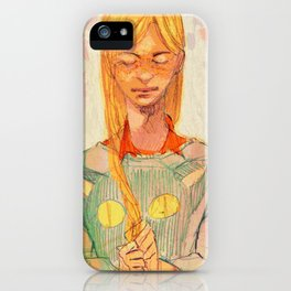 jehan iPhone Case