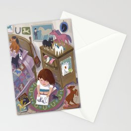 Horse Lover Stationery Cards