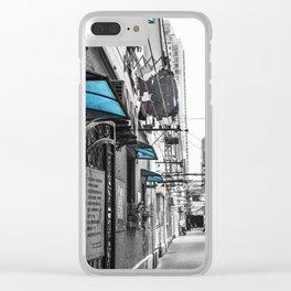 Tian Zi Fang4 Clear iPhone Case