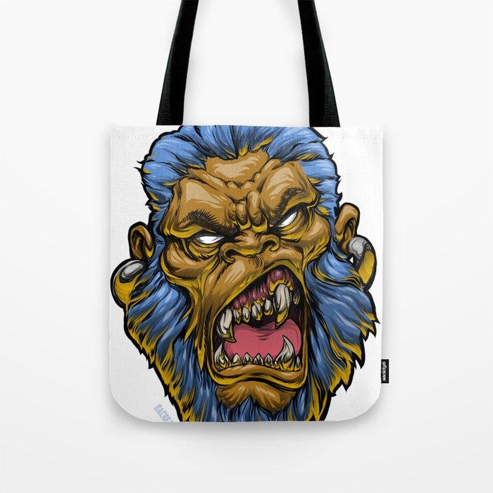 MeanMuggin Denominator Tote Bag