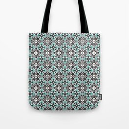 Floor Series: Peranakan Tiles 31 Tote Bag