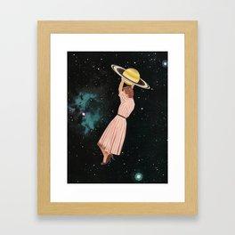 I Am Alien Framed Art Print