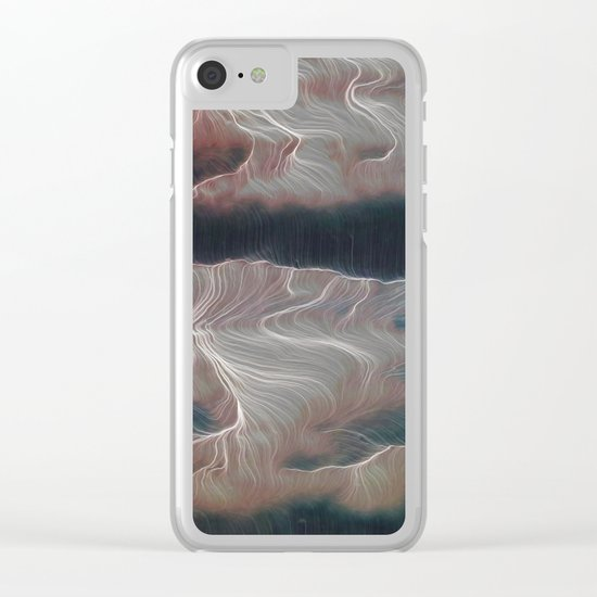 Word of Dream Clear iPhone Case