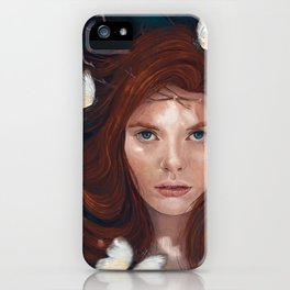 Litany of Four iPhone Case