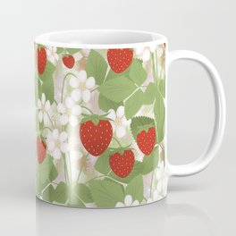 Strawberry. Coffee Mug