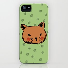 KittyKat iPhone Case