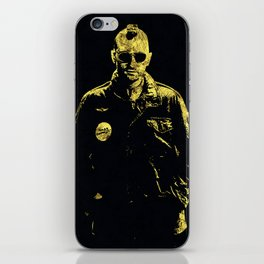 Taxi Driver - The Legend iPhone Skin
