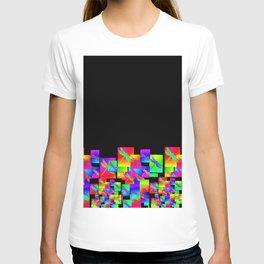 Rainbow Patterns T-shirt