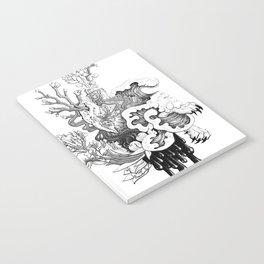 Fairytale #2: The Devourer Notebook