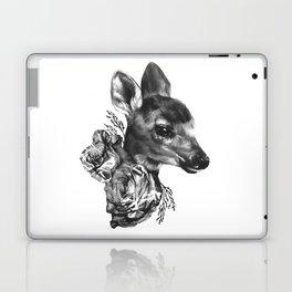 Fawn & Flora I Laptop & iPad Skin