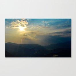 Wild World Canvas Print