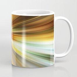 Radial blur:Red & Black Coffee Mug