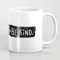 Make Shit + Be Kind Mug