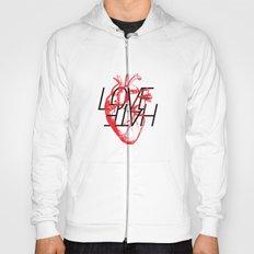 LOVE  –VS– HATE Hoody