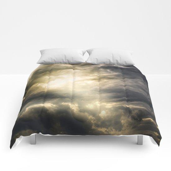 Cloudio Di Porno III Comforters
